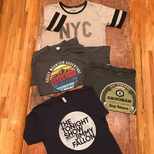 T-shirt bundle Jimmy Fallon